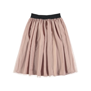 Tulle Large Skirt (rose)