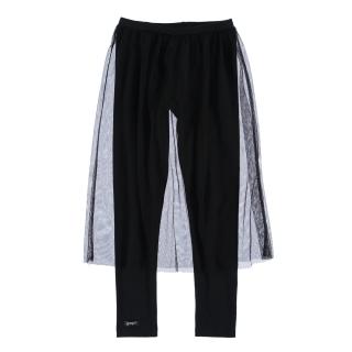 Tulle Leggings (black)