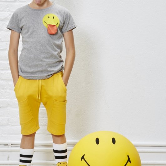 Smiley Socks (white)