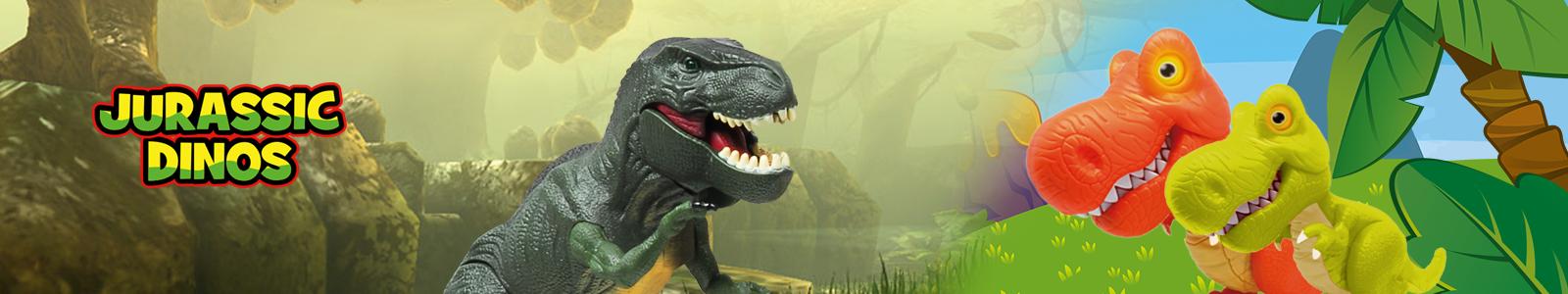 Jurassic Dinos
