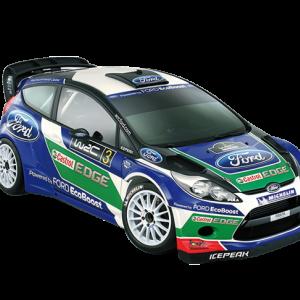 FORD FIESTA WRC 1:24