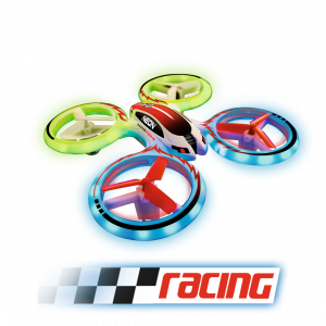 Neon Racing Drone