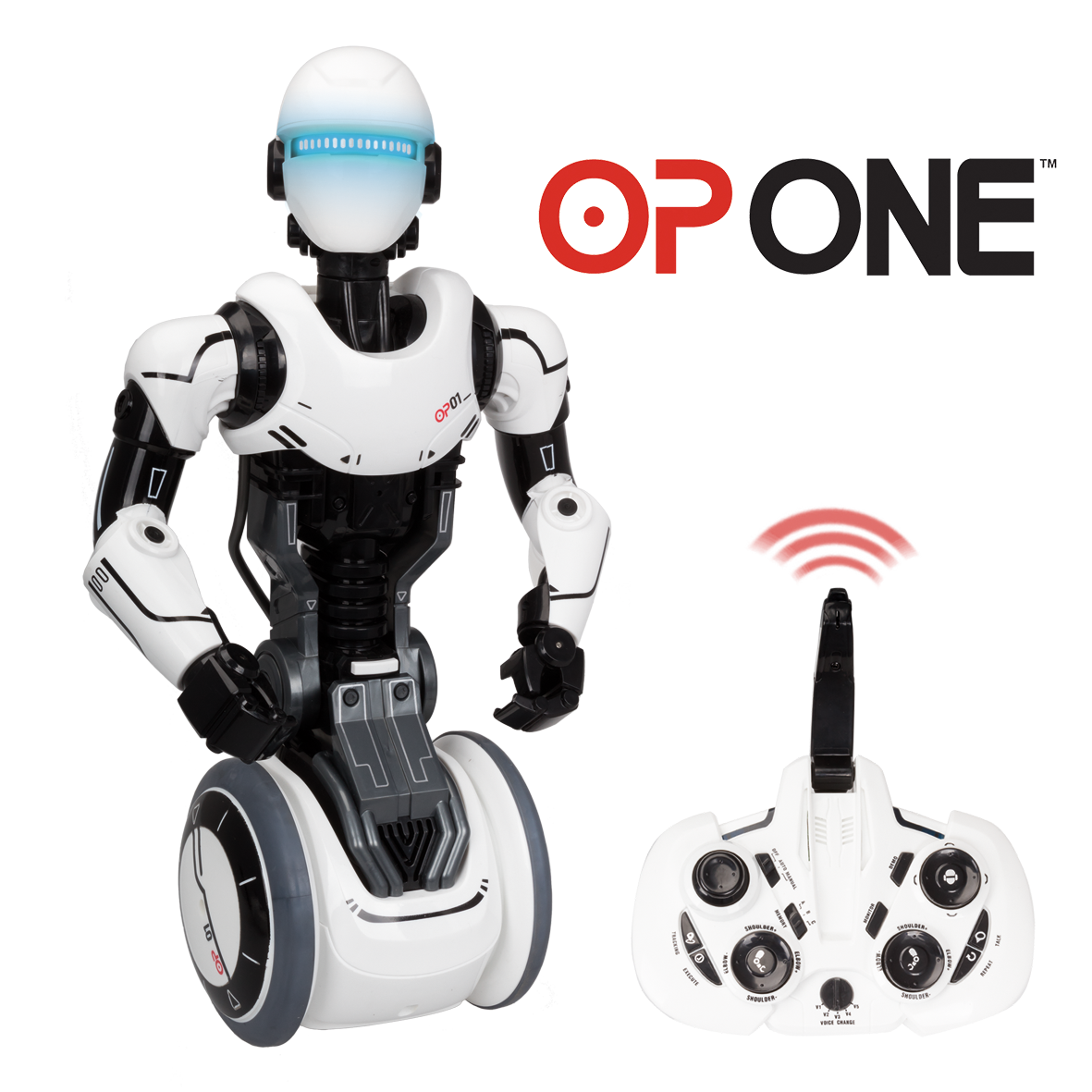 O. P. One