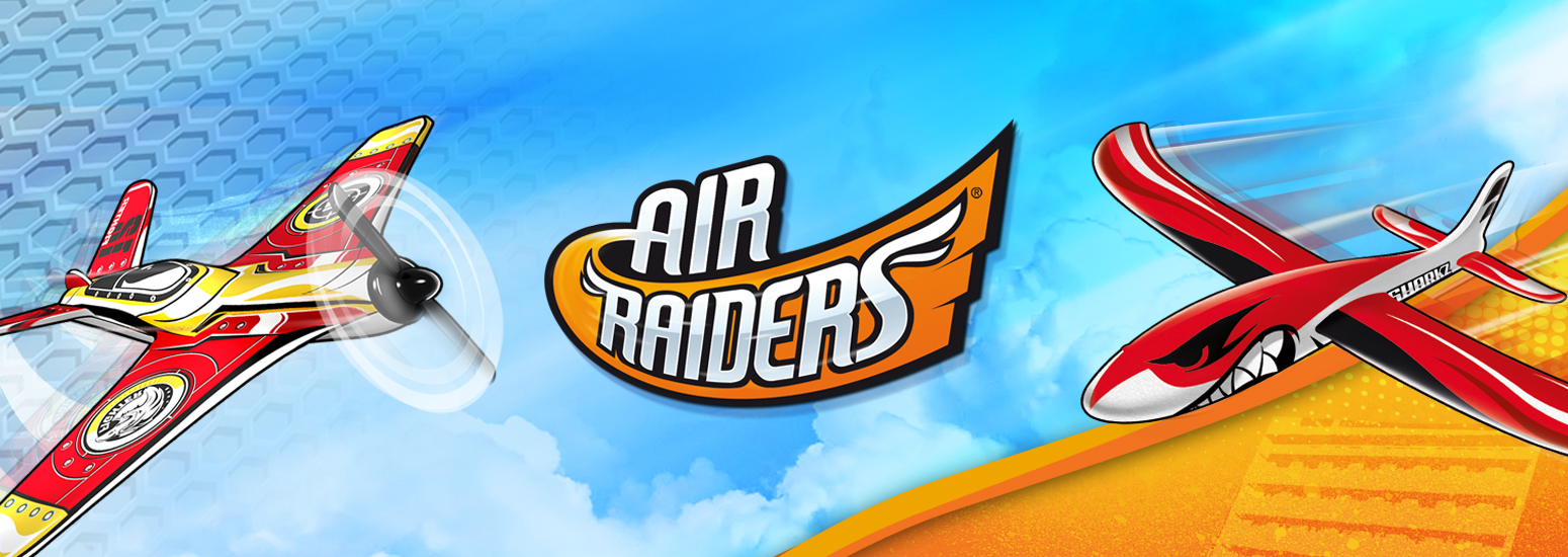 Xtrem Raiders Air