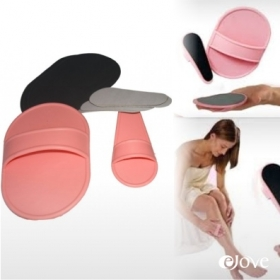 Hair removal discs