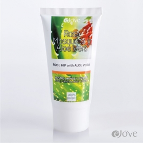 Hand, Face & Body Cream with Rose Hip & Aloe Vera