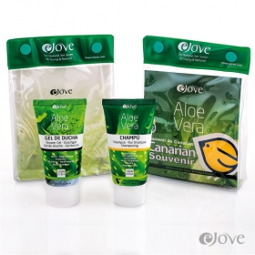 Ejove Shower Gel & Shampoo Pack
