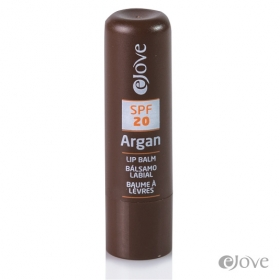 Argan Oil Lip Balm with SPF 20