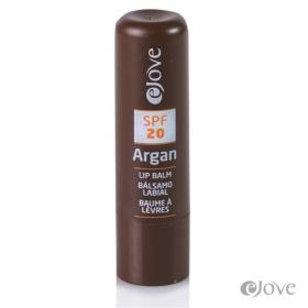 Balsamo Labial de Aceite de Argan SPF 20