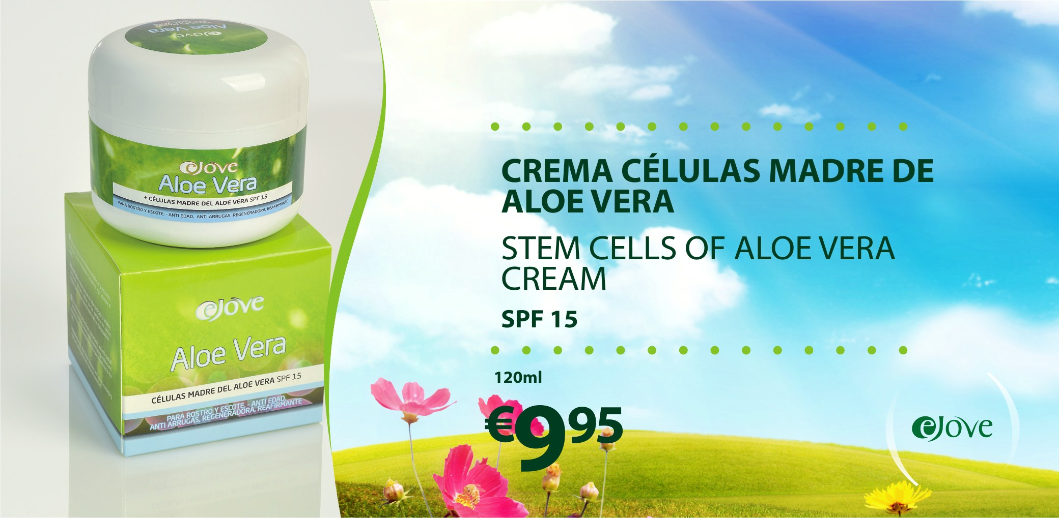 Crema Celulas Madre