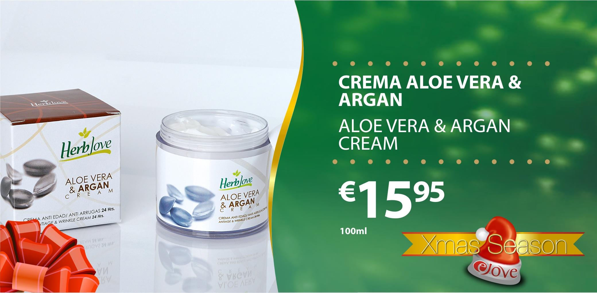Crema de Argán