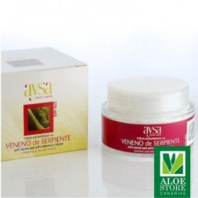 Crema Anti Arrugas con Veneno de Vibora de Serpiente