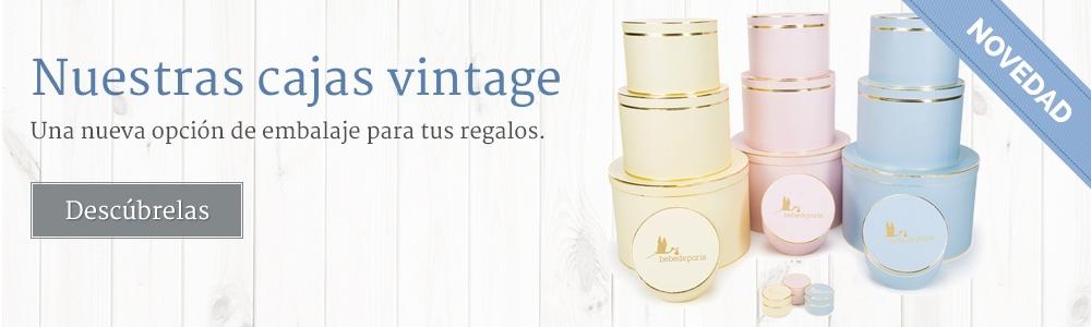 Embalaje Cajas Vintage