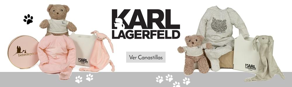 Canastillas Karl Lagerfeld Nueva Colección 2016