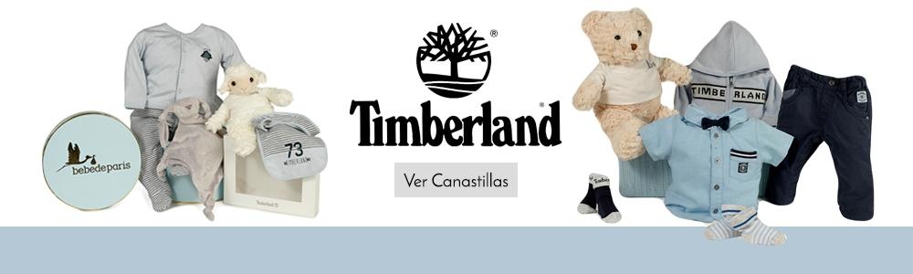 Canastillas Timberland Nueva Colección 2016
