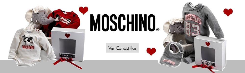Canastillas Moschino