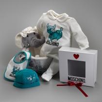 Canastilla Moschino Baby Pony