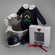 Canastilla Moschino Baby Peace