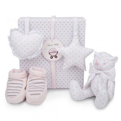 Set Regalo Bebé Osito