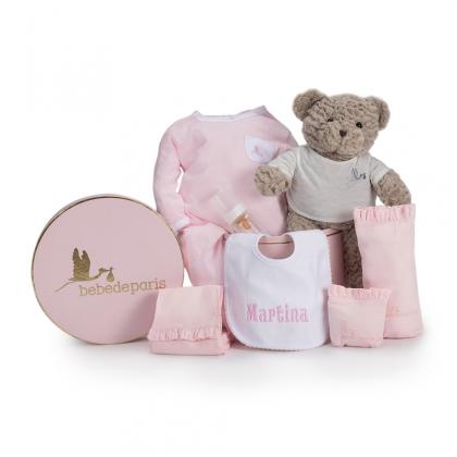 ideas para regalo, bebes, canastillas para bebes, regalo recien nacido, canastillas originales, bebe de paris