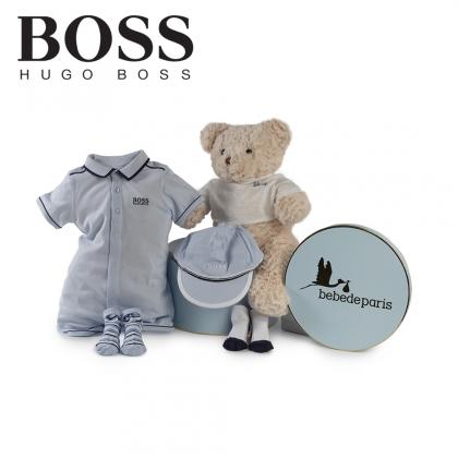 Canastilla Hugo Boss Marine