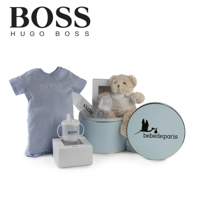 Canastilla Hugo Boss Baby Essentials