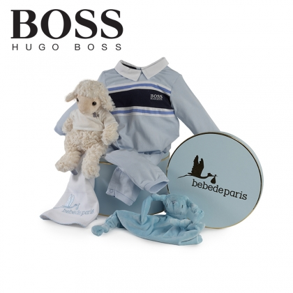 Canastilla Hugo Boss Serenity Stripes