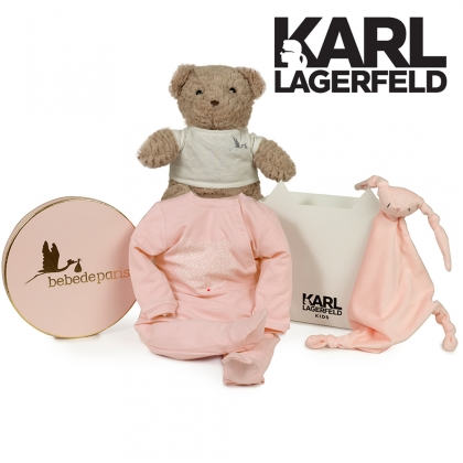 Canastilla Karl Lagerfeld Serenity Girl