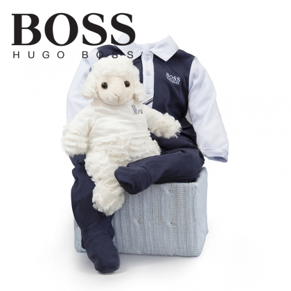 Canastilla Hugo Boss Basic