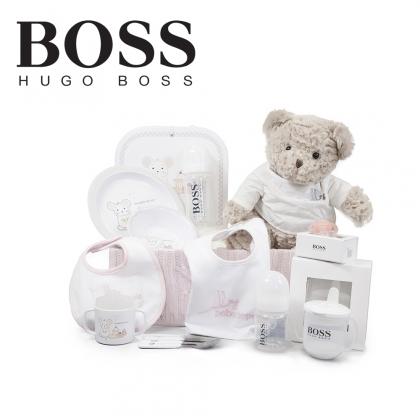 Canastilla Hugo Boss Baby Gourmet Girl