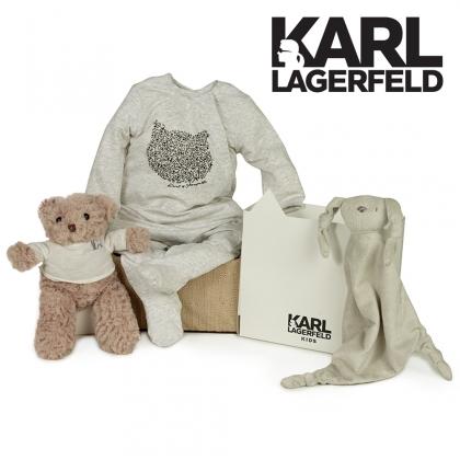 Canastilla Karl Lagerfeld Serenity