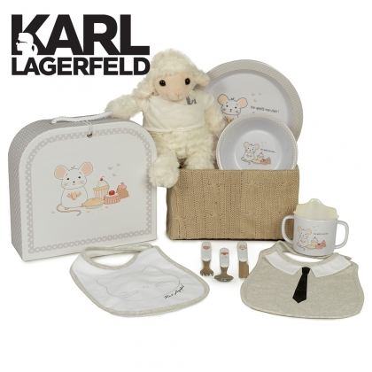 Canastilla Karl Lagerfeld Baby Deli