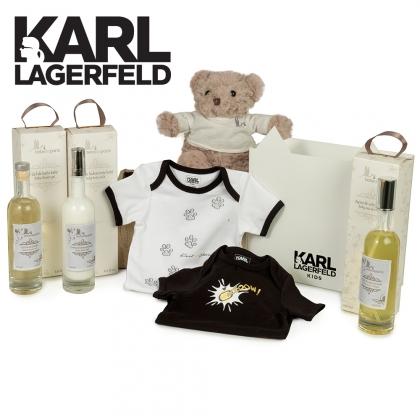 Canastilla Karl Lagerfeld Bodies Ensueño