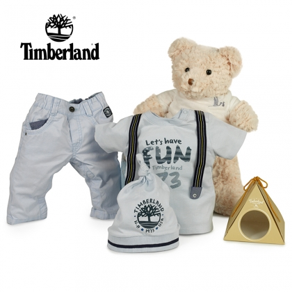 Canastilla Timberland Fun Esencial