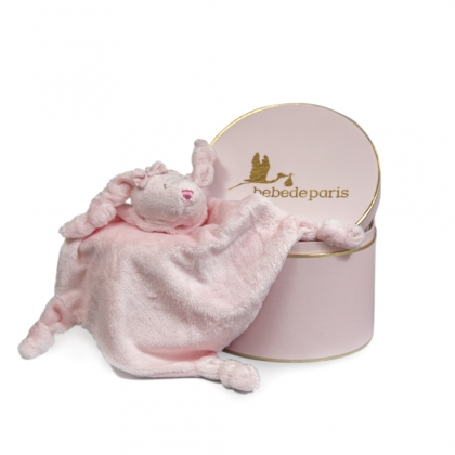 Big Bunny Baby Comforter Gift Set