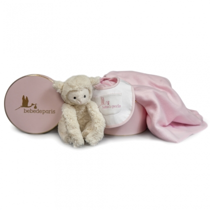 Baby Little Lamb Gift Set
