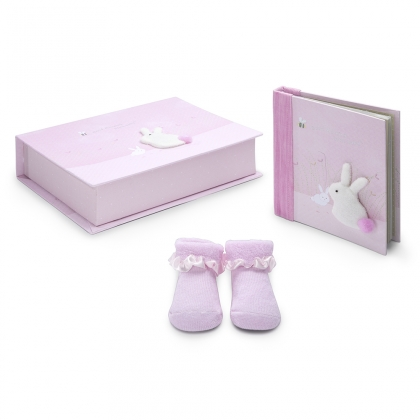 Rabbit Baby Gift Set