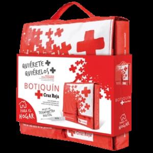 Venda de gasa ORILLADA 10 cm x 5 m (caja box SANS 20 uds)