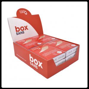 Apósitos adhesivos de TELA 1 m x 6 cm (caja 12 uds)