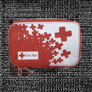 Botiquín de mano Cruz Roja