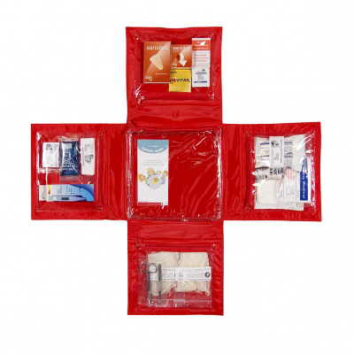 Botiquin para hogar Cruz Roja