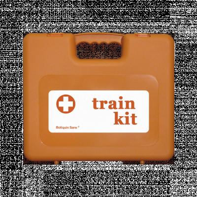 Maletín grande de emergencia para Trenes