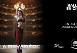"""BALLET DESDE EL ABC PARK presenta """"La Bayadare"""""""