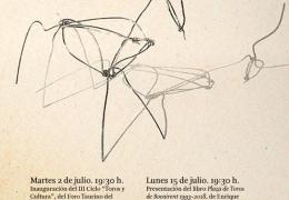 """FORO TAURINO - Inauguración III Ciclo """"Toros y Cultura"""""""