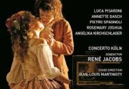 """MÚSICA EN EL CASINO """"Le nozze di Figaro"""" de W.A. Mozart"""