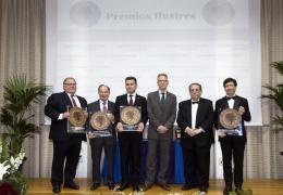 PREMIOS ILUSTRES 2017 | Ceremonia de entrega de premios