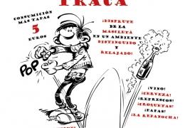 FALLAS | APERITIVO DE TRACA ESPECIAL PARA SOCIOS