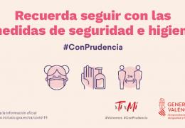 MEDIDAS PREVENCIÓN COVID | CASINO DE AGRICULTURA VALENCIA