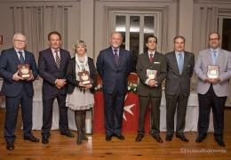 La Orden de Malta entrega sus premios SOLIDARIOS 2013 en El Casino de Agricultura