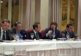 FORO DE ECONOMÍA E INVERSIÓN CASINO DE AGRICULTURA. Las oportunidades de invertir en Bolsa